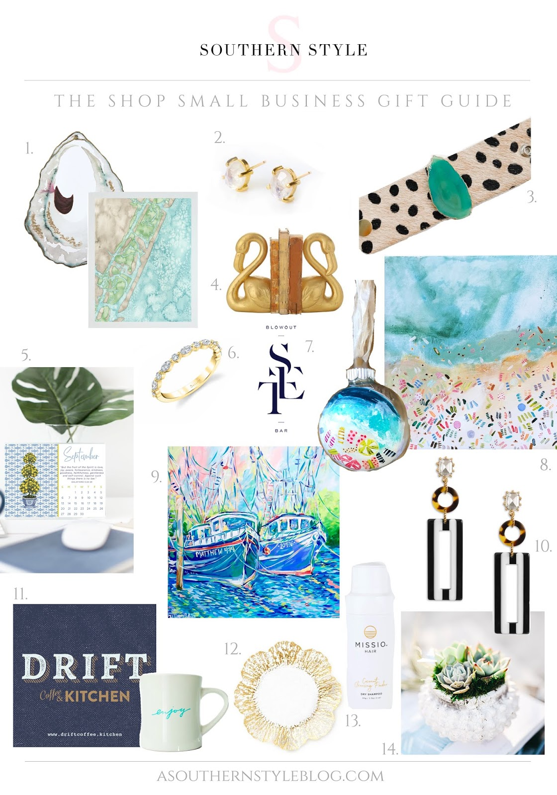 Shop Small Business Gift Guide