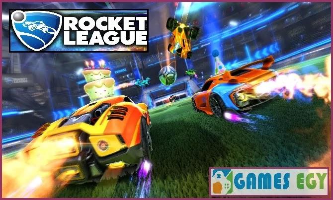 تنزيل لعبة rocket league
