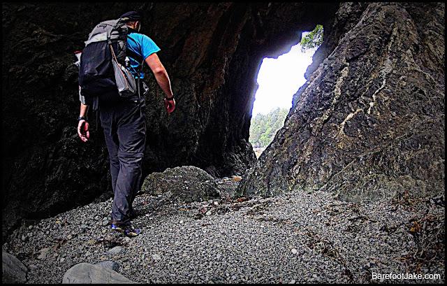 backpacking shi shi