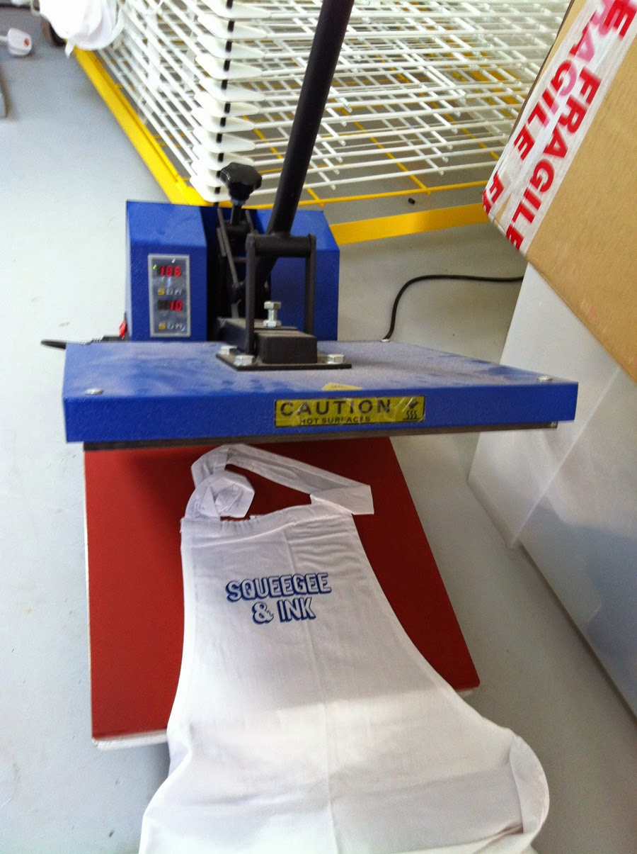 heat press printing machine