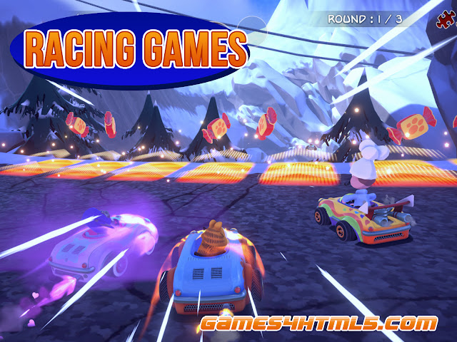 Online Racing Games - Features That Make it Exciting