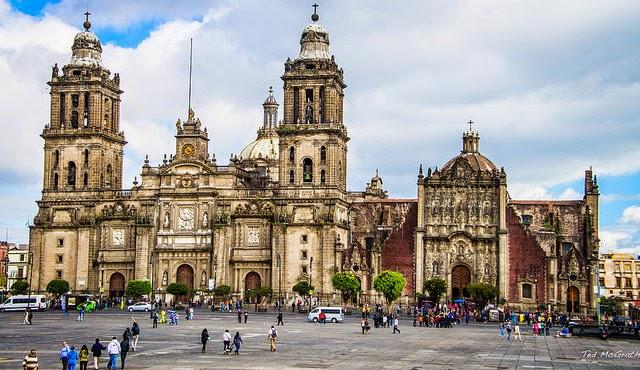 Patrimonio de la Humanidad Centro histrico de la Ciudad de Mxico y Xochimilco