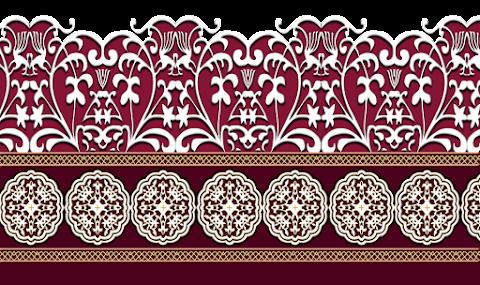 Damask-saree-border-for-textile-7002