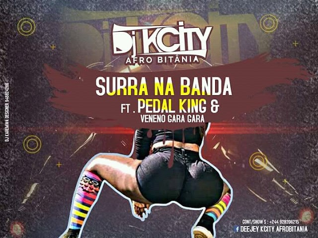 Dj KCity ft Pedal King & Veneno do Gara Gara (Afro house)Download mp3