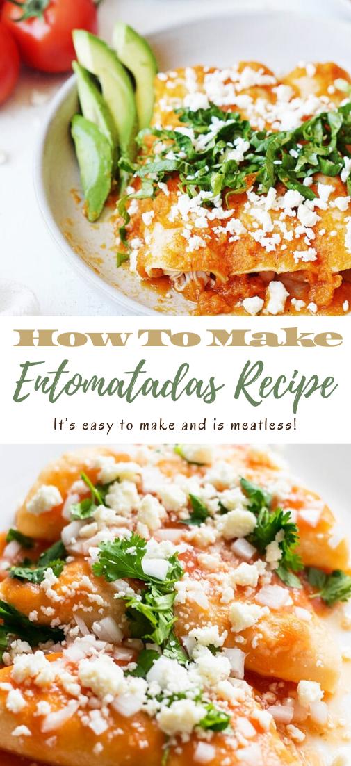 Entomatadas Recipe #healthyfood #dietketo #breakfast #food