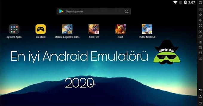 En iyi Android Emülatörleri 2020
