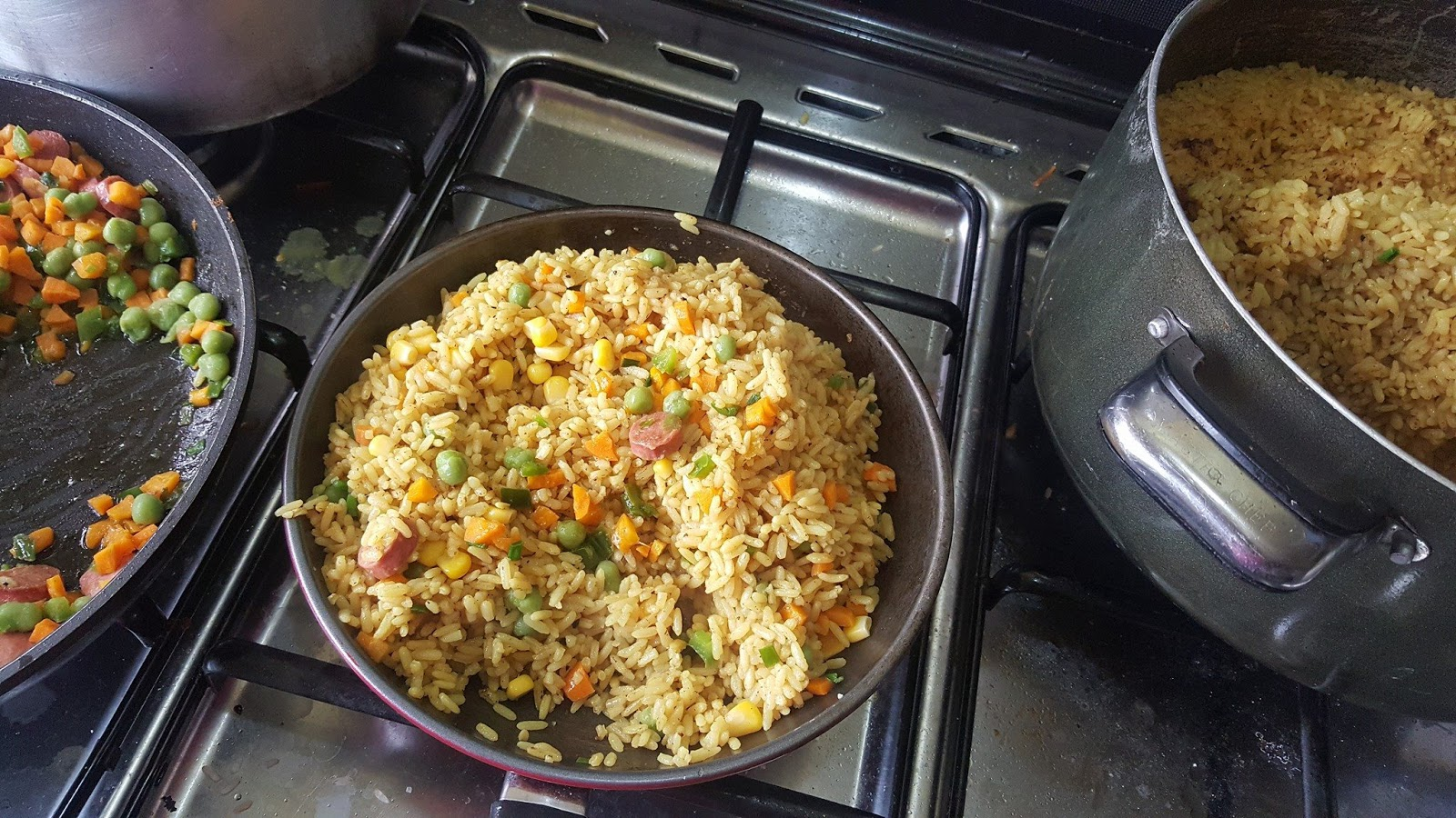 Special secret fried rice stock so this is how easy it is to make a tasty crunchy and unforgettable fried rice please do stick with me for more tips and amazing recipes ccuart Gallery