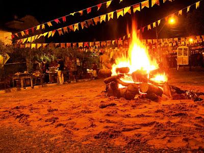 festas juninas, traducciones de portugues, Santo Antônio, San Antonio, San Pedro