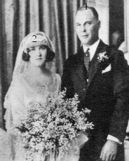 Erik de Danemark et Lois Frances Booth