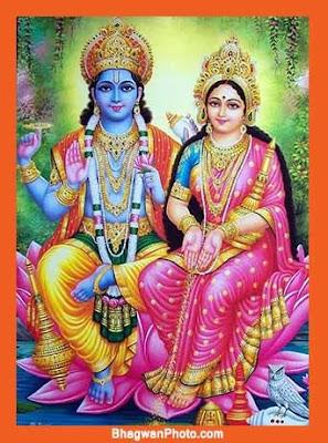 Images Of Vishnu Bhagwan