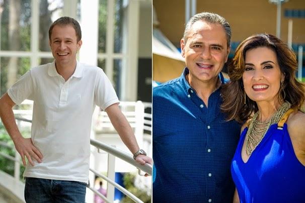 Luis Roberto continuou sendo o narrador, mas ganhou a companhia de Fátima  Bernardes, que entrou no lugar de Glenda Kozlowski. 0c3134ba67