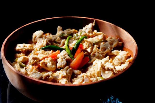 Jasha Maru Bhutanese Food