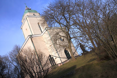 Church in Suomennlina