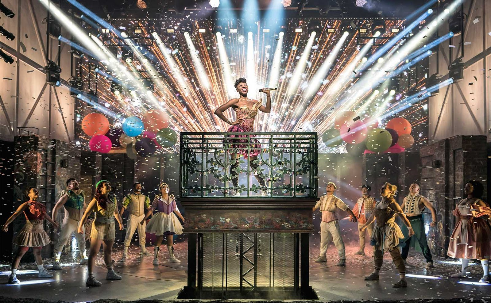 & Juliet at the Shaftesbury Theatre | Review