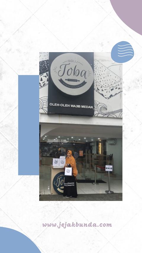 Bolu Toba Medan Kuliner Khas Medan Pelengkap Momen Kebersamaan dan Silaturahmi Keluarga