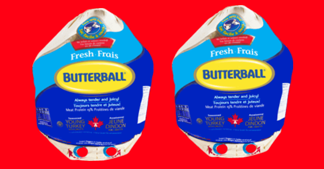 Win a FREE Butterball Coupon