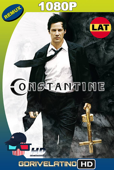 Constantine (2005) BDRemux 1080p Latino-Ingles MKV