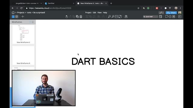 Dart and Flutter From Zero to Hero - Practical Dev Bootcamp