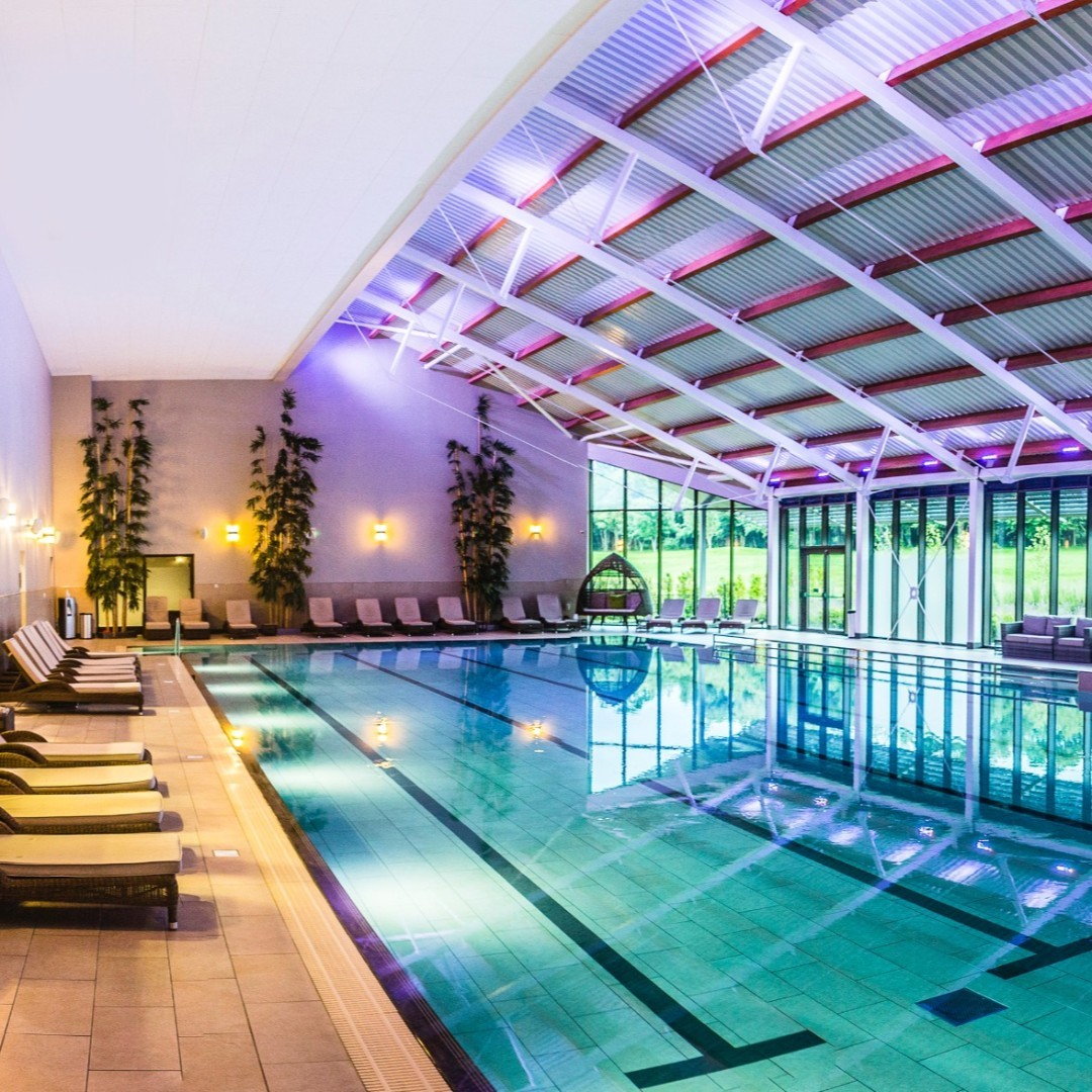 13 Reasons Why Ramside Spa is the Best North East Spa - 25m swimming pool