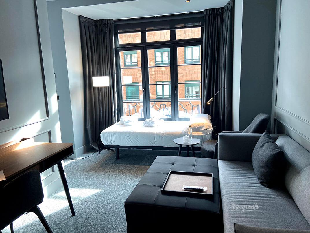El Moderne Hotel, Gijón