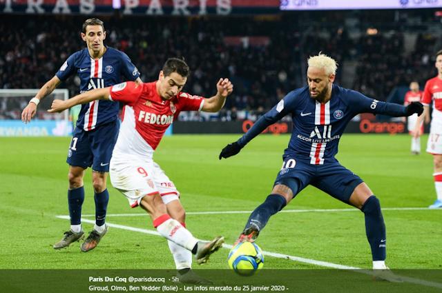 Barcelona Twice Try Boyong Mainstay striker AS Monaco