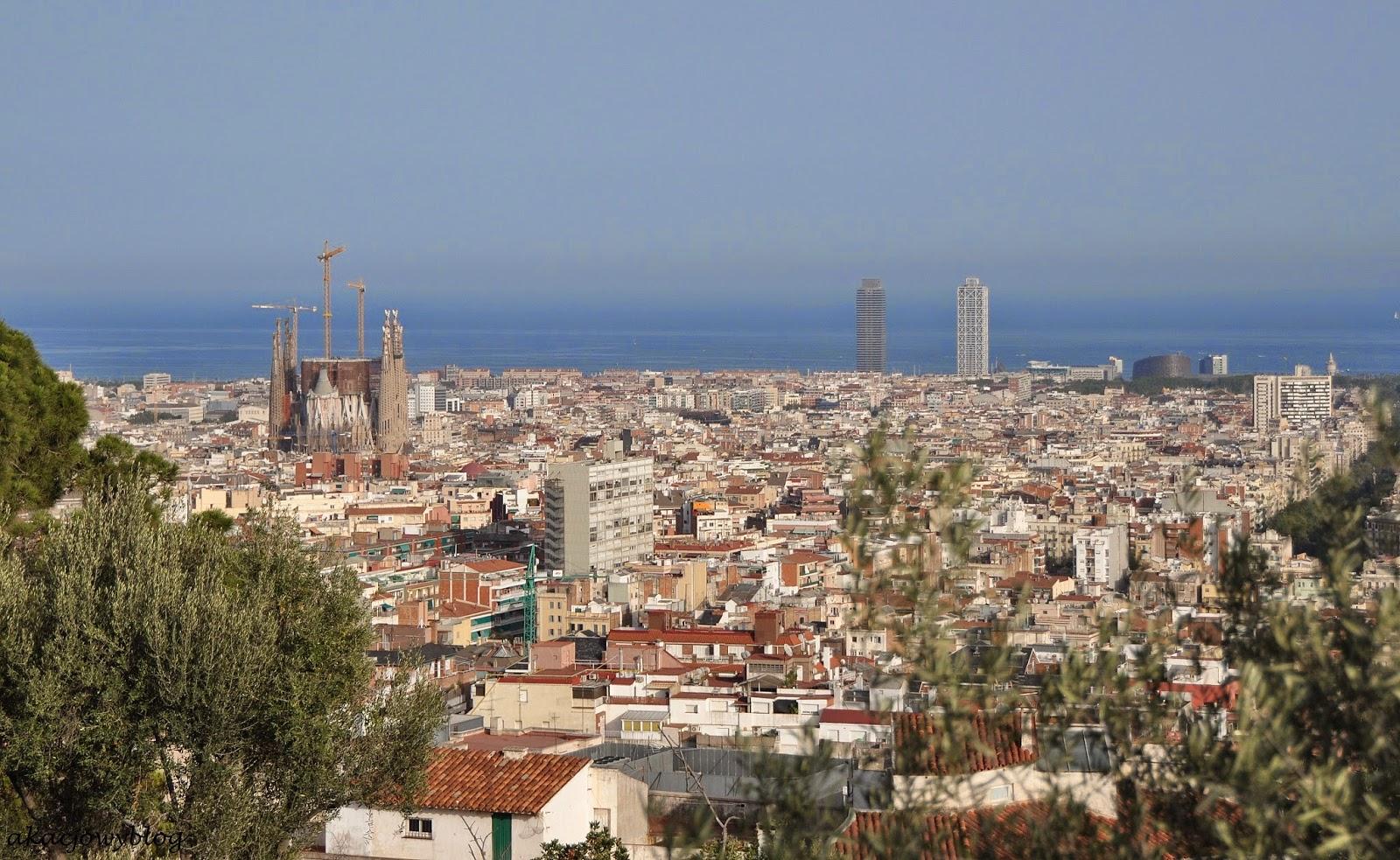Dzieło życia - Sagrada Familia. Depcząc po piętach Gaudiemu (część 1).