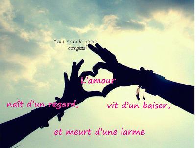 Belles Citation D'amour