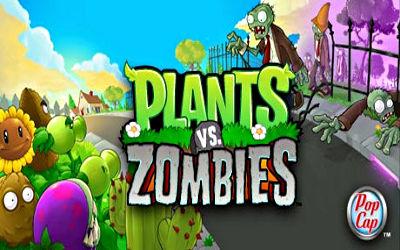Plants vs Zombies Web - Jeu de Stratégie en Ligne