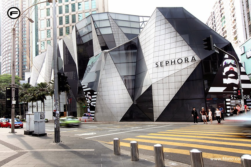 NYX in Sephora Malaysia | Sabrina Tajudin | Malaysia