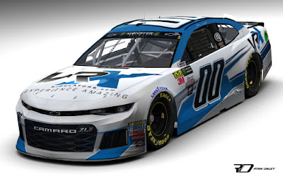 StarCom Racing Signs Jeffrey Earnhardt for the 2018 #MENCS Season