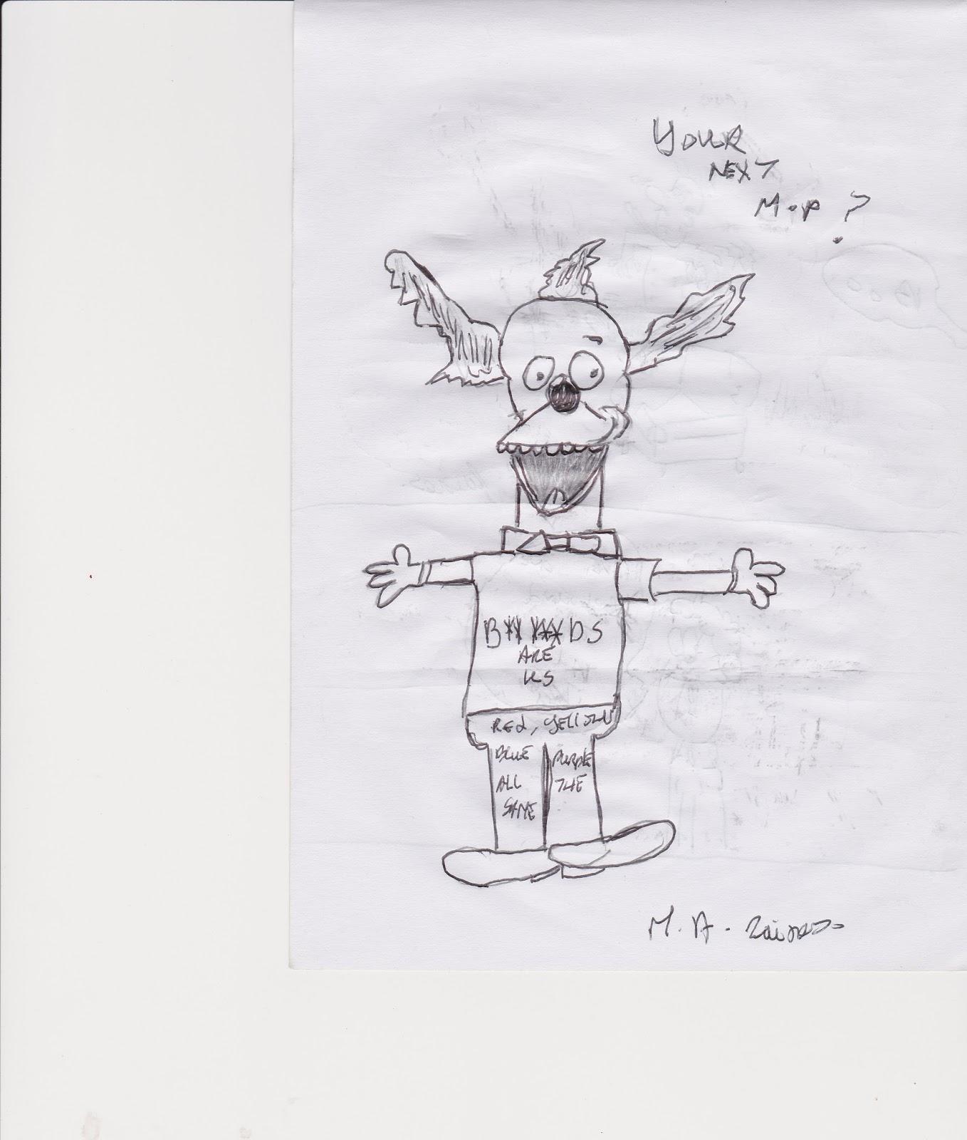 next m.p cartoon