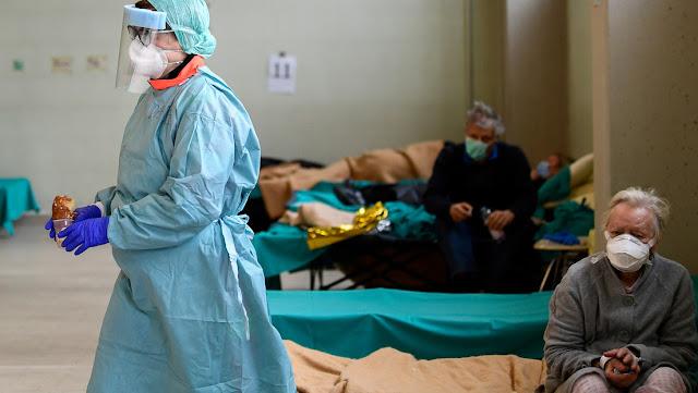 Mueren 175 personas en Italia por el covid-19, hay más de 3.000 infectados en las últimas 24 horas y el número de fallecidos aumenta a 1.441