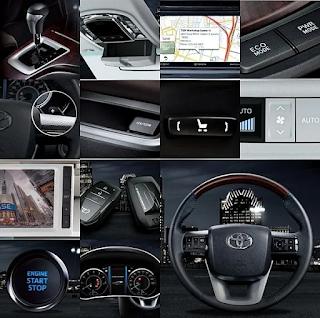 Harga Toyota All New Fortuner 2020 Varian VR-Z serta SR-Z