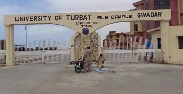 Gwadar Sub Campus Turbat University to Gwadar University