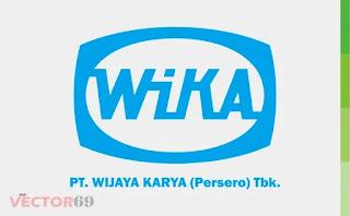 WIKA (Wijaya Karya) Logo - Download Vector File CDR (CorelDraw)