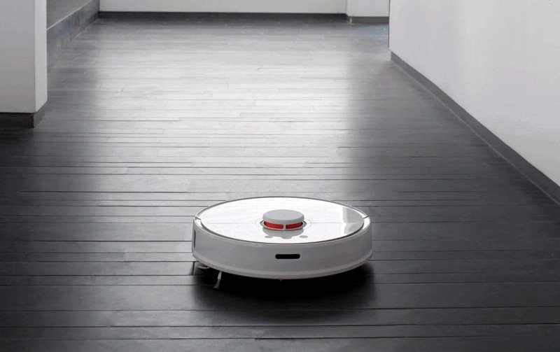 Xiaomi Mijia Roborock Robot Vacuum Cleaner (blibli.com)