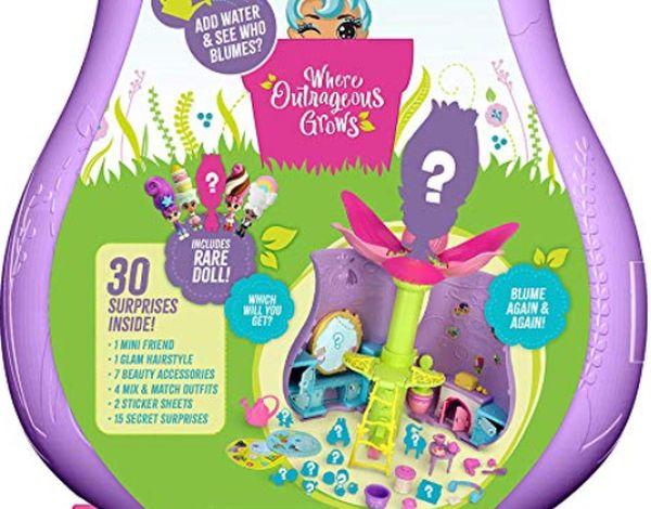 Куклы Blume Secret Surprise Garden получат цветочный замок с 30 сюрпризами