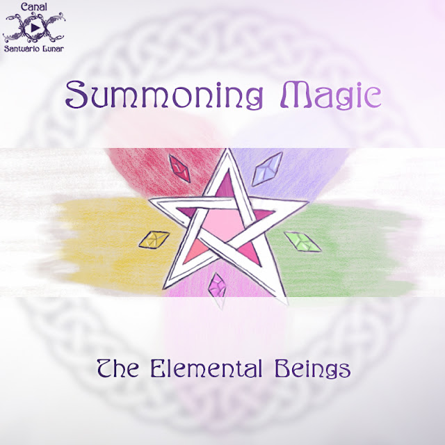 Summoning Magic - The Elementals Beings | Wicca, Magic, Witchcraft, Paganism