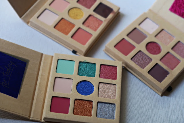 Essence Daily Dose Eyeshadow Palettes Review, photos
