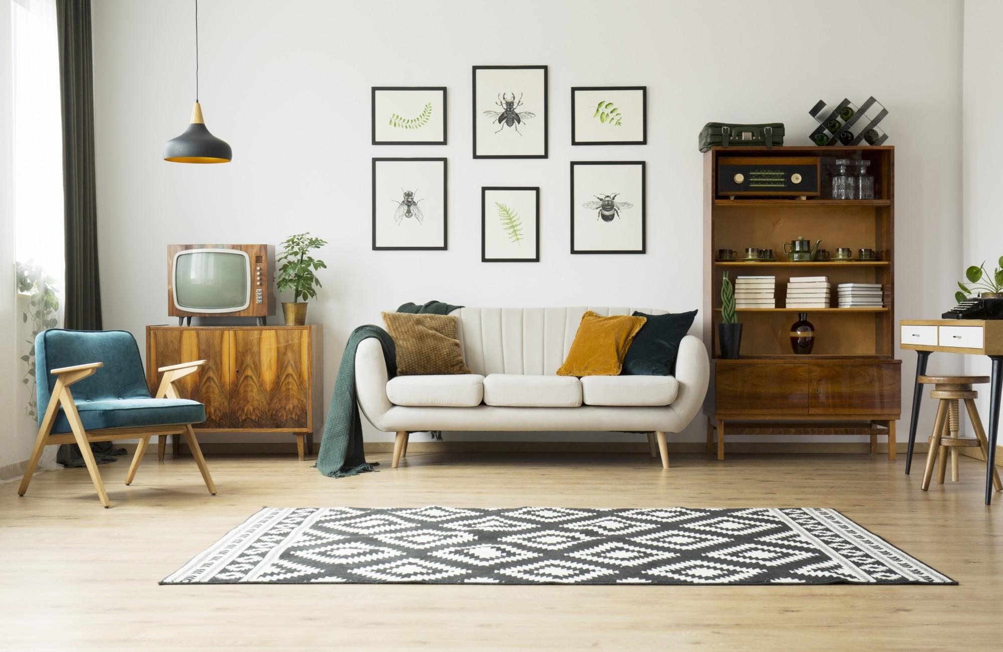 5 dicas de decoração para uma casa vintage