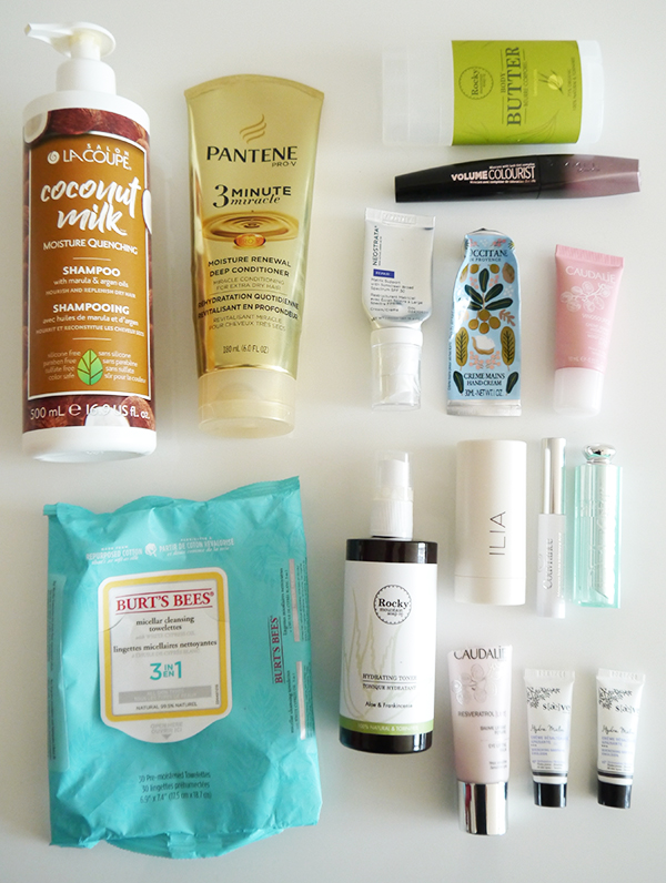 Round-up of empty beauty, hair, body and skin care products for May 2019