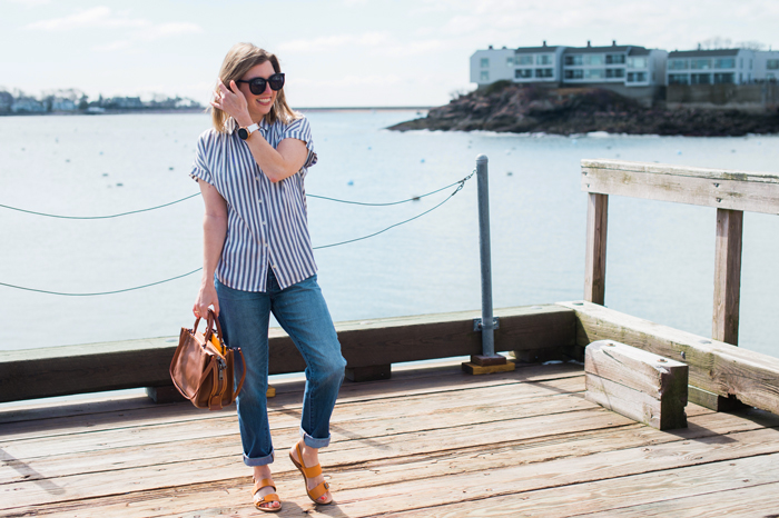 Madewell cruiser straight jeans selvedge edition
