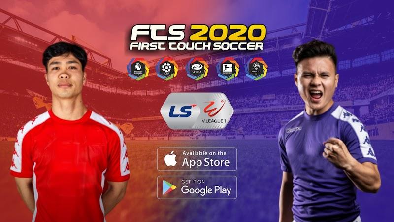 FTS Mod by Hòa Phạm - LS Vleague 2020