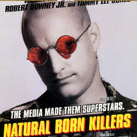 50 Examples Which Connect Media Entertainment to Real Life Violence: 02. Natural Born Killers