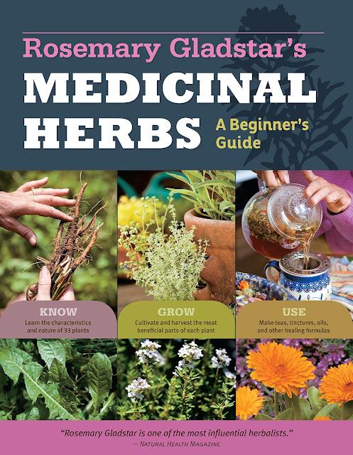 "Rosemary Gladstar ""Medicinal Herbs"""
