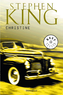 CHRISTINE-Stephen-King-audiolibros