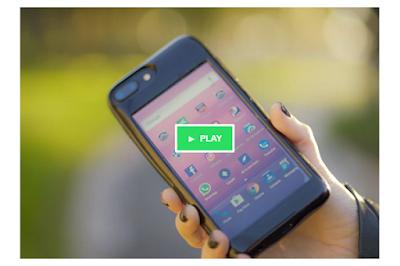 Casing Pintar '' Eye '' yang Bisa Merubah iPhone Menjadi Android