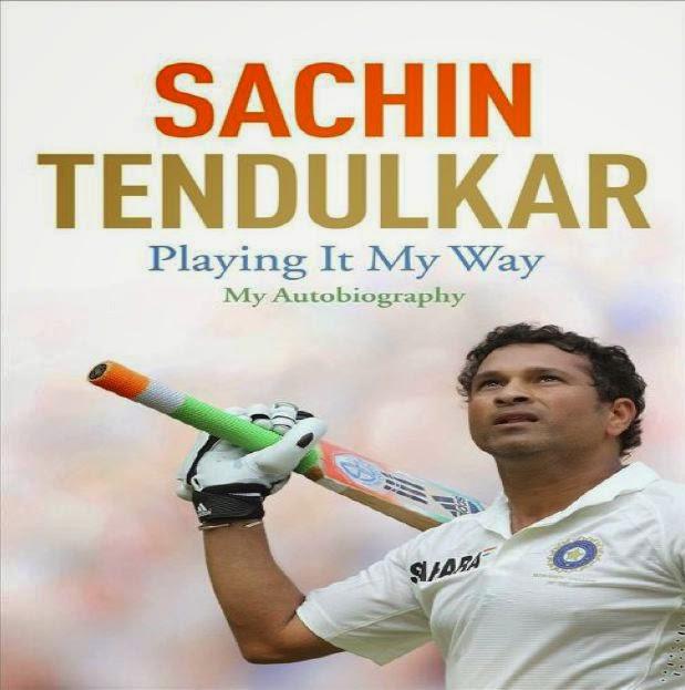 Sachin Playing It My Way Book