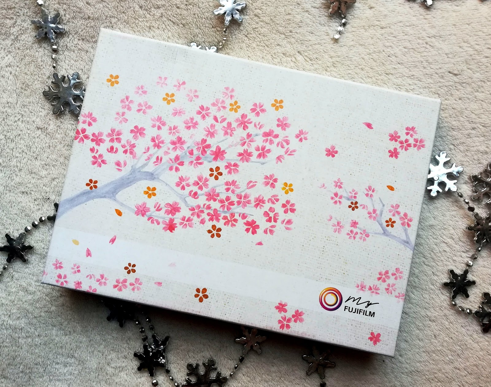 My CHERRY BOX de MyFujifilm