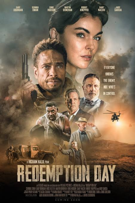 Film Action Redemption Day 2021 Sub Indo Terbaru Download Streaming